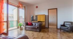 Piacenza città- appartamento ultimo piano
